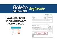 Implantación Boleto Registrado
