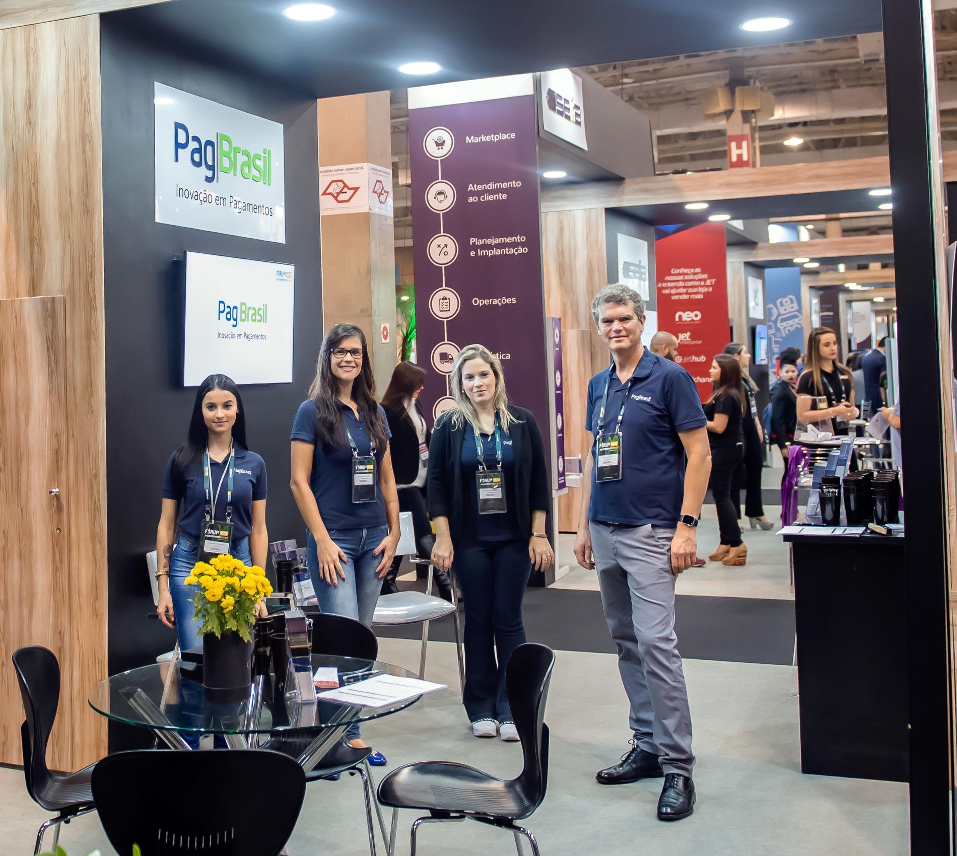 Let's meet at Fórum E-commerce Brasil 2018!