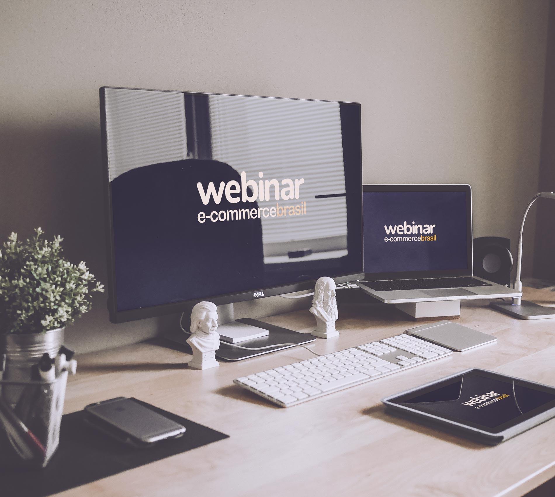 Webinar E-commerce Brasil 2019