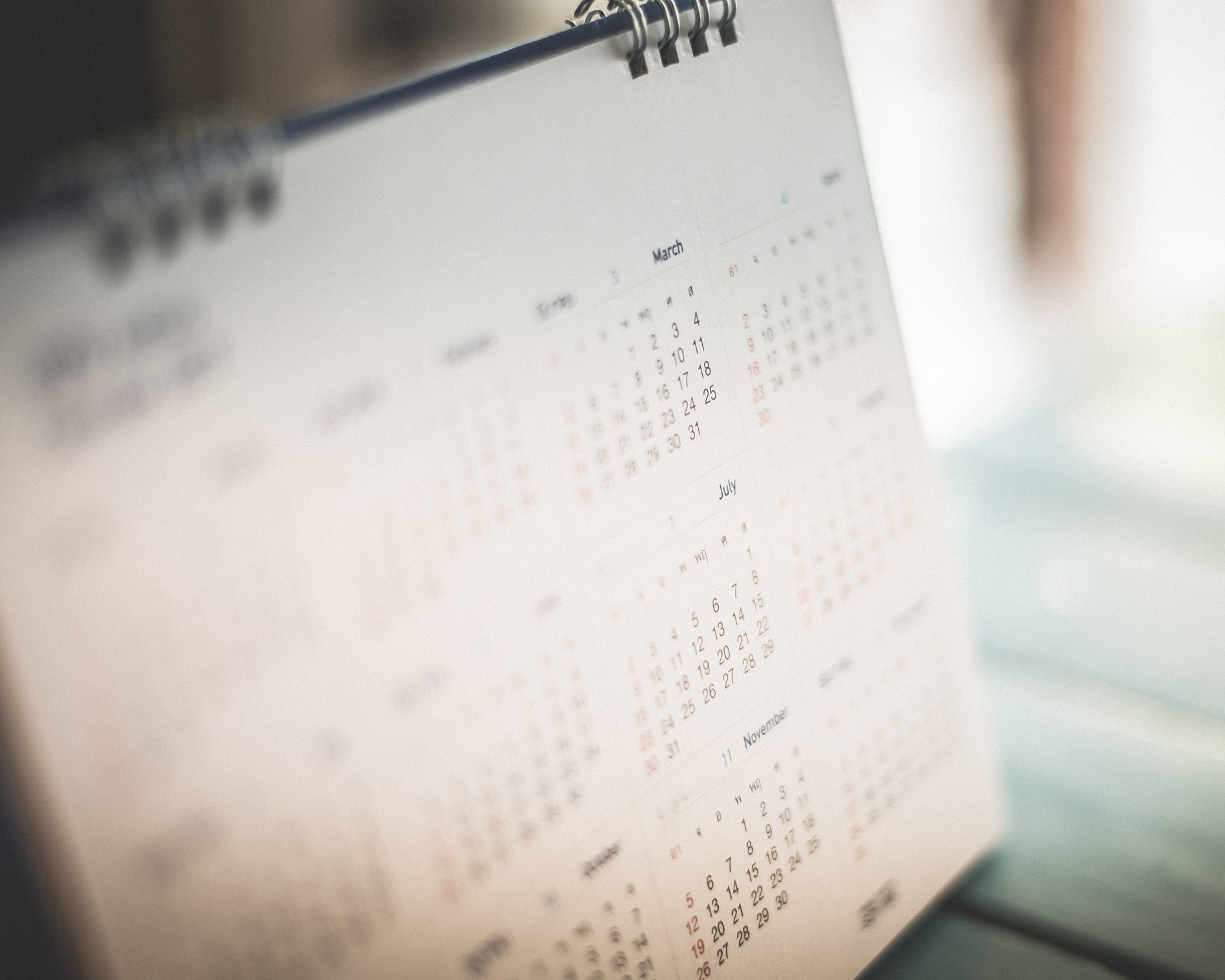 Let's Meet: Free Up Your Calendar for these Events
