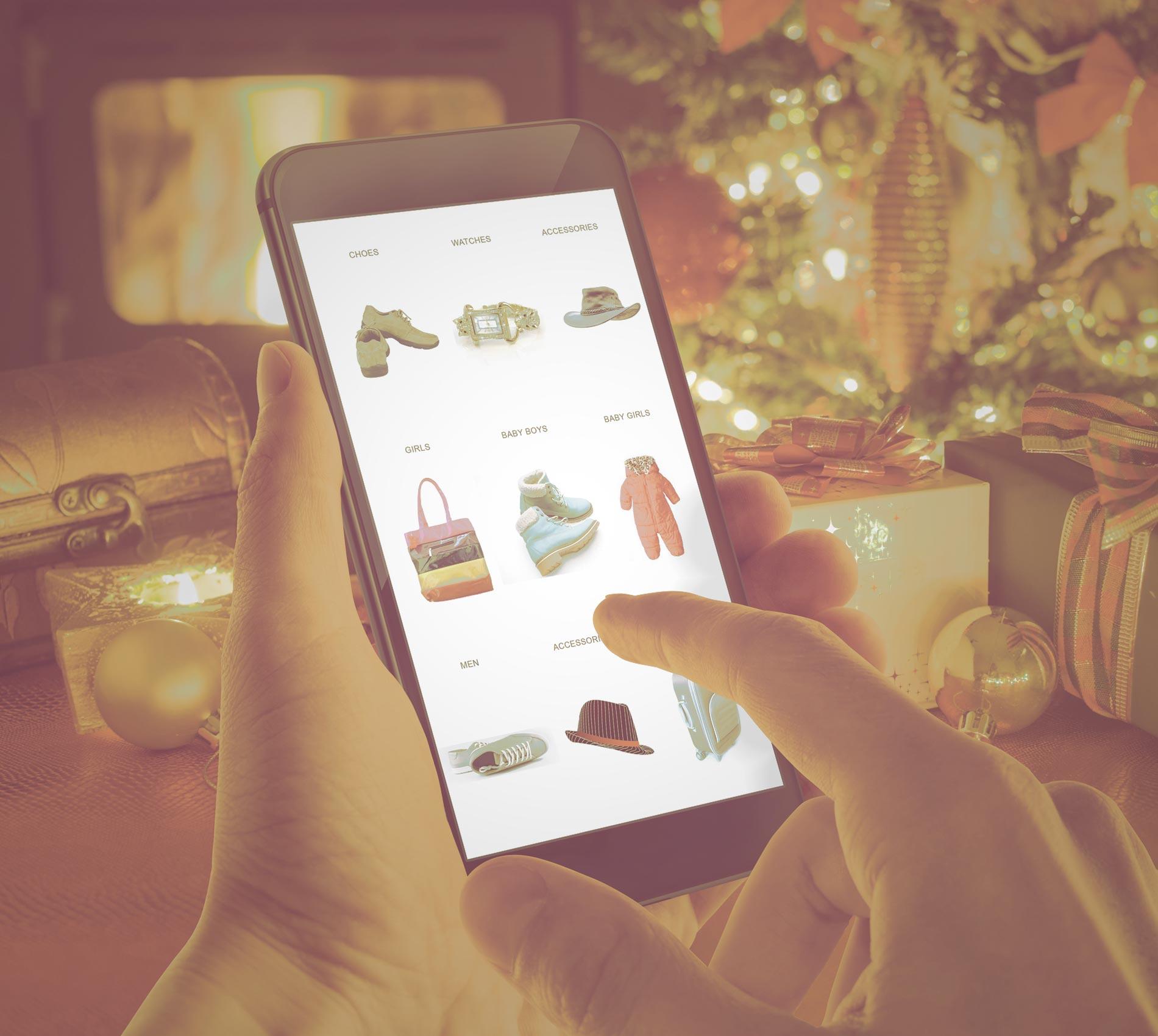 Christmas shopping in Brazil | Compras de Natal no Brasil