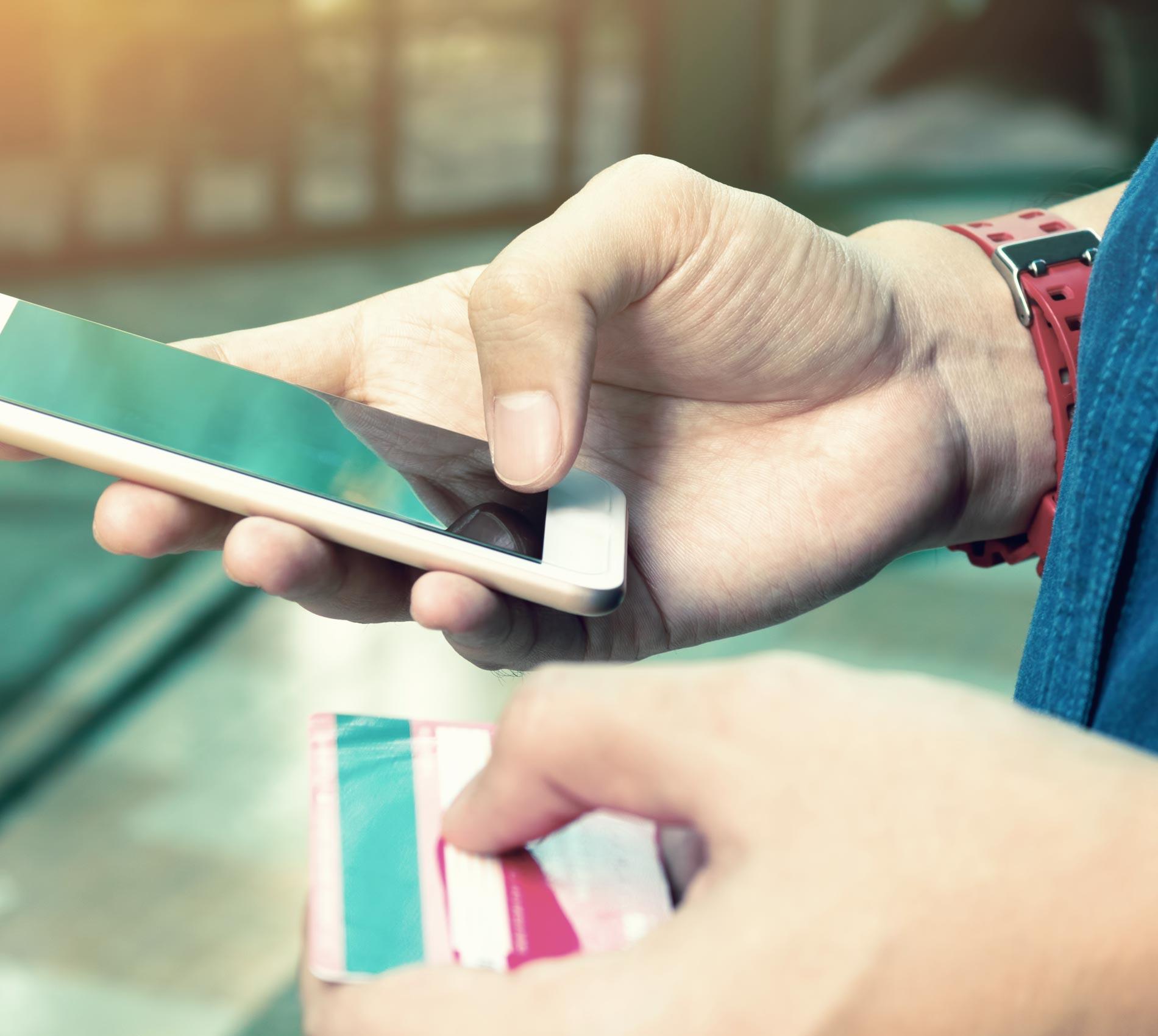 O COVID-19 vai mudar a forma como os consumidores efetuam pagamentos?