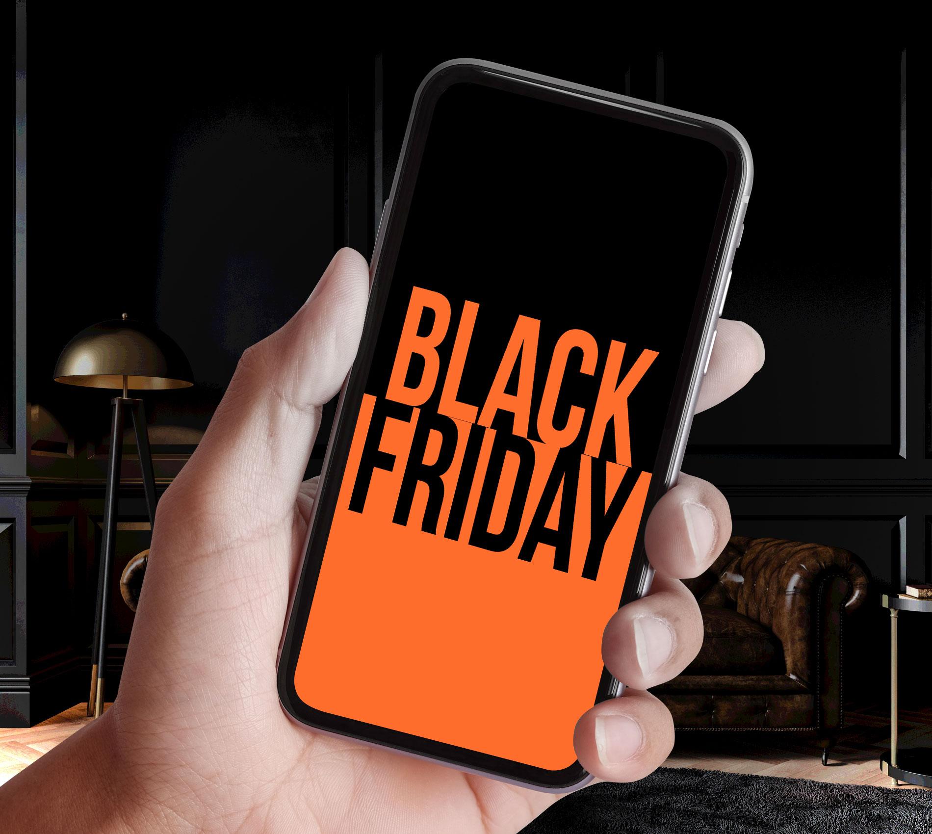 Expectativas do m-commerce para a Black Friday