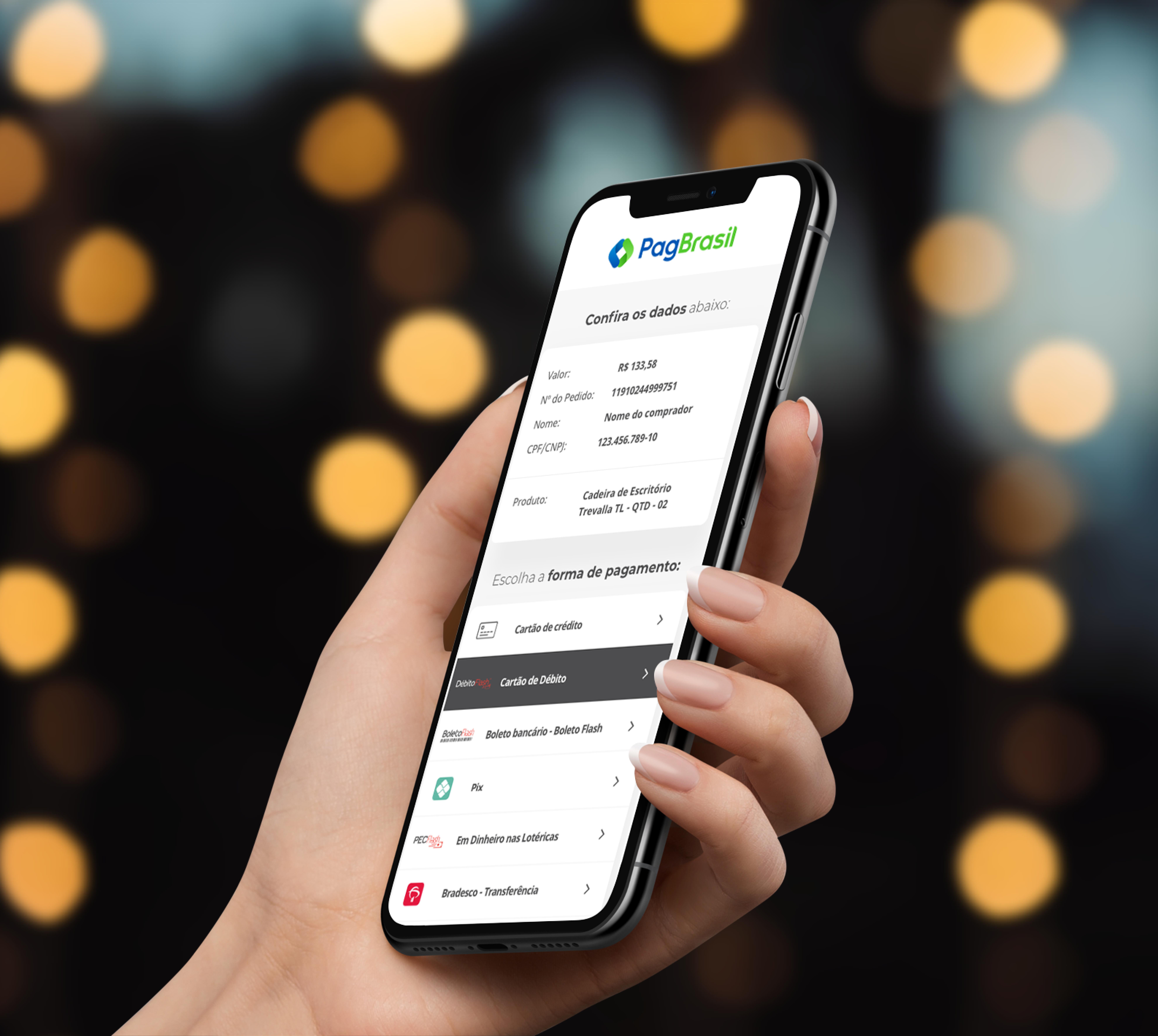 PagBrasil lança Débito Flash™ e revoluciona uso do cartão de débito no e-commerce