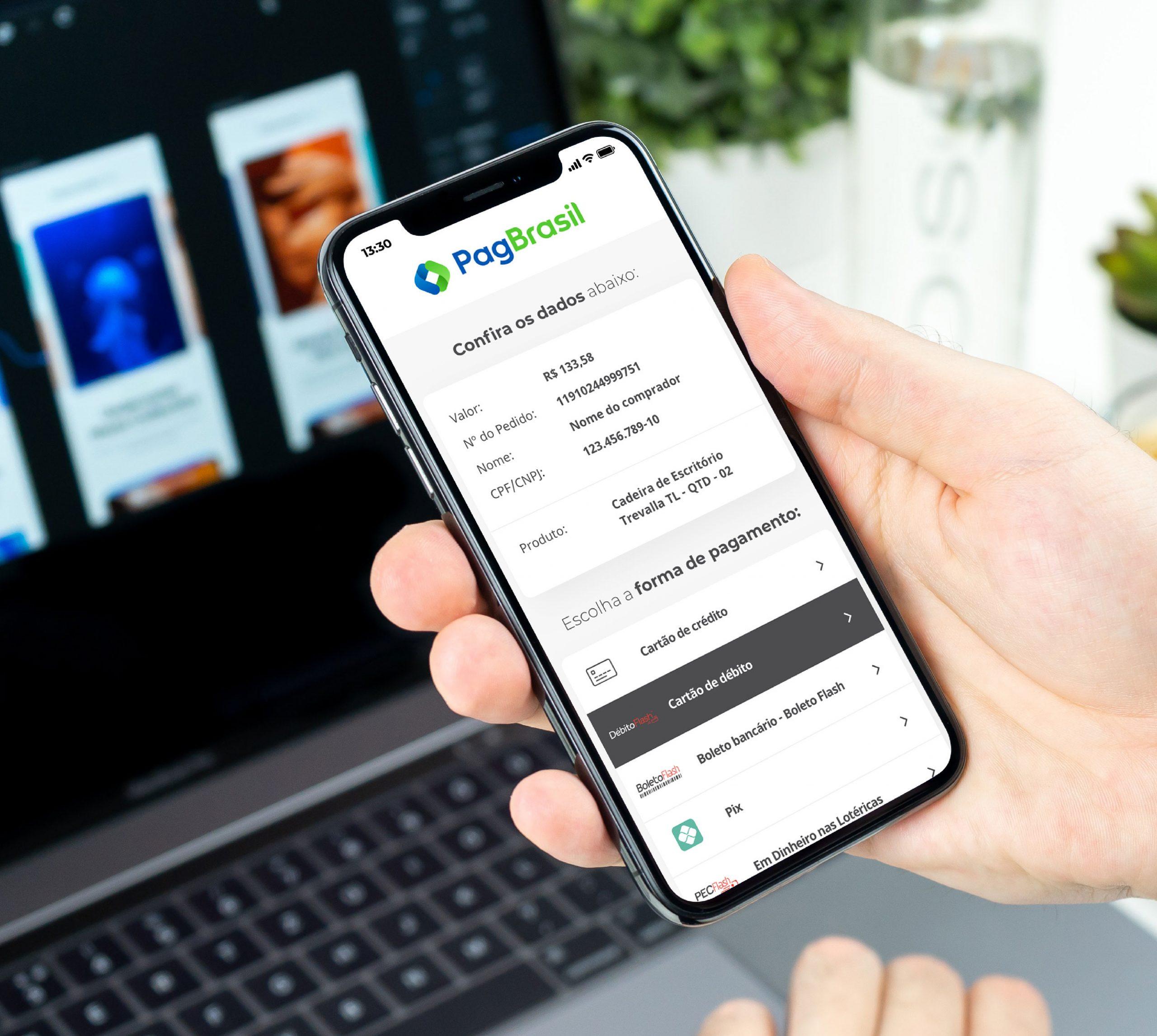 OmniPayments: uma experiência de pagamento 360° com o link de pagamento