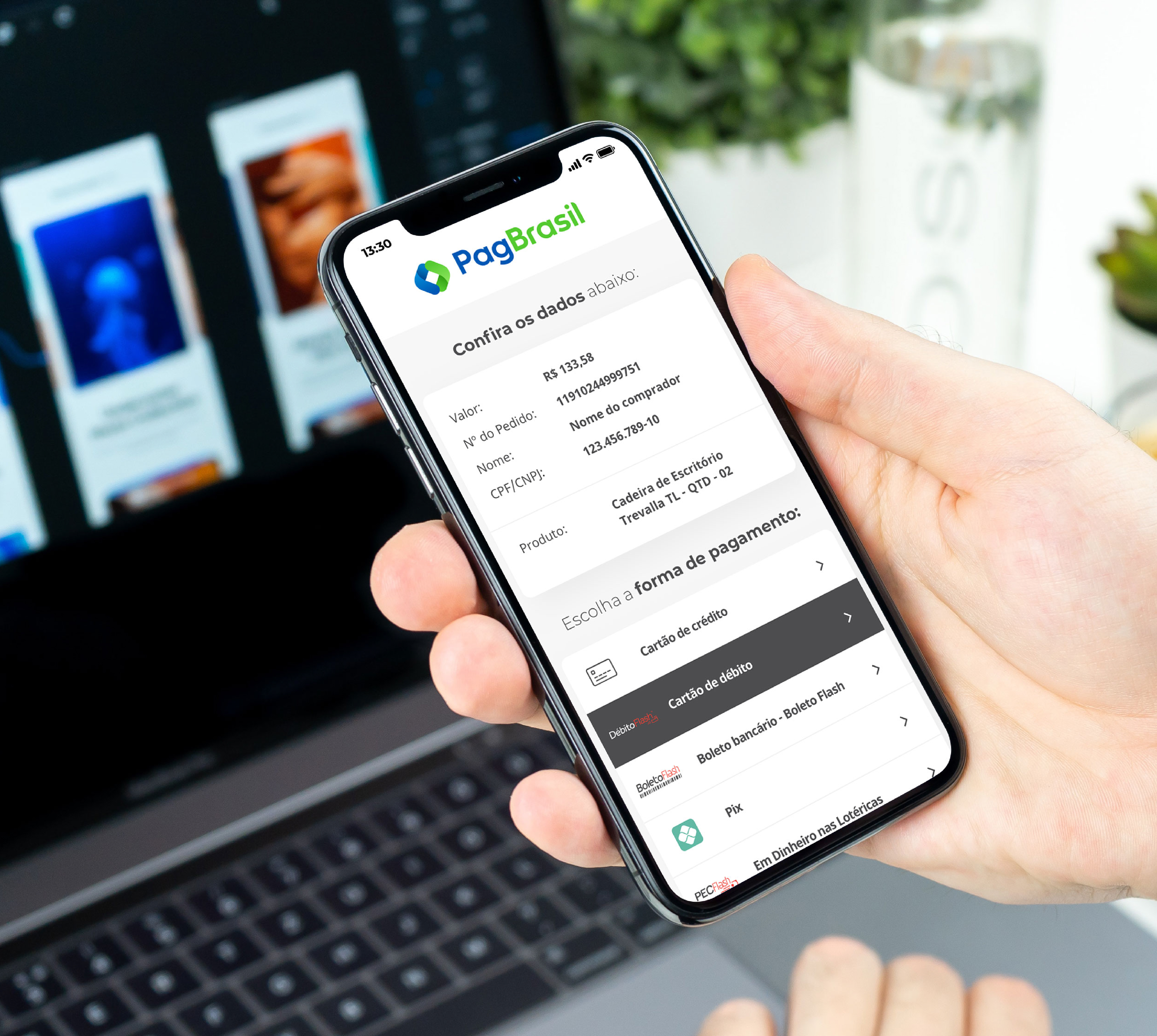 OmniPayments: how businesses in Brazil can offer a 360° payment experience with a payment link